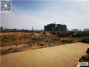 宏维半岛一期(东苑)地基已经开挖