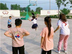 秘密天使,温暖常在 ――南师大健康中国公益协会葛林支教点特色课程