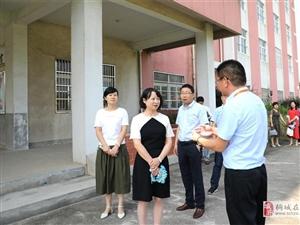 市政协委员关注农村学校体育设施建设
