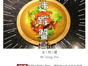"""超好吃的""""迷踪蟹""""空降桐城!一锅两吃味道销魂,根本停不下来!"""