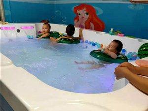 首届免单节商家――邻家儿女母婴,宝宝免费游泳2次
