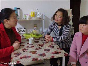 合阳县实验小学教师何晴侠的扶贫故事