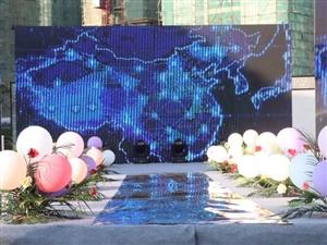 """""""超模来了""""!2091IPA完美童模总决赛在华英・壹号院隆重开启,现场"""