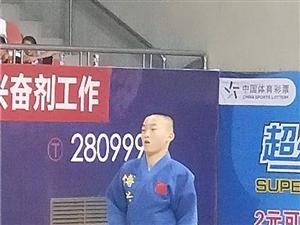 市运会首金诞生,博兴帅小伙一举夺魁!!