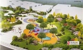 效果图曝光,董永公园将有大变化,未来将建成这样……