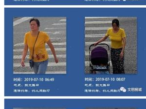 桐城交通违法和不文明交通行为曝光台