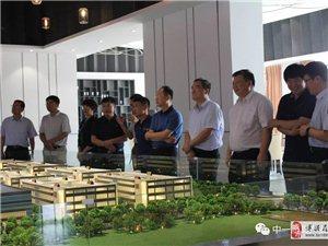 博兴迎来大发展!这个项目建筑总面积15万�O!并得到山东省政府的大力支持