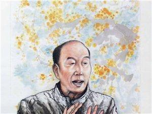 【姜��水乡乡愁民俗文化体验展馆】闫宇锋书画作品欣赏