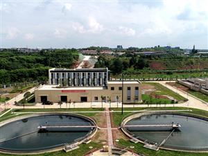 仁寿县首批41座乡镇生活污水处理厂部分已建成并投入使用