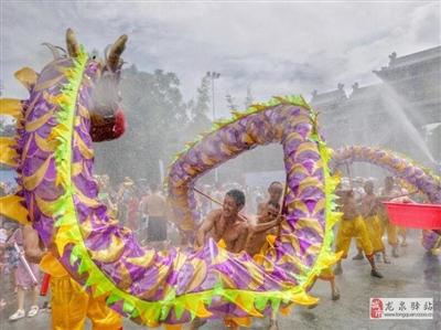 龙泉要闻:;第十九届成都客家水龙文化节将于27日开幕