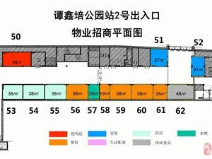 武汉轨道交通7号线匠心汇・谭鑫培公园站商铺物业租赁使用权招商公告