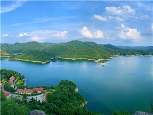 香山湖,你怎么这么好看?