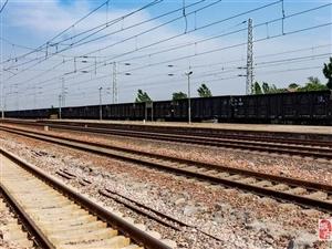 滑县火车站建成33年,今只运货不运客,列车直开进粮库