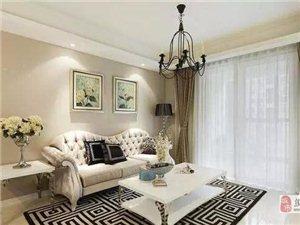 110�O简欧风格装修案例,温柔气质三居室!
