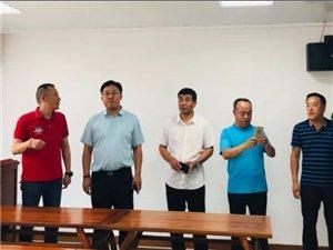 北京市宁阳山东商会来嘉兴市山东商会交流指导