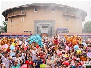 第十九届成都客家水龙文化节开幕 精彩持续至8月