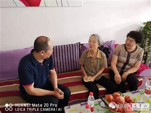 【巴彦网】巴彦县人大走访慰问消防官兵和退役军人