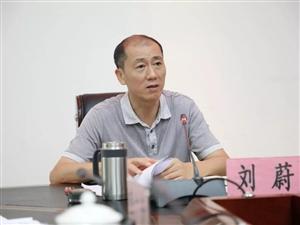 刘蔚:深查非法采砂,彻底铲除白沙黑恶势力!