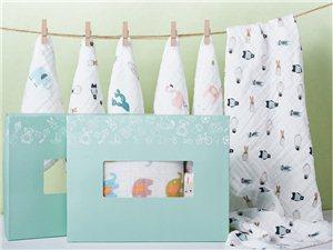 浴巾礼盒成为新生儿的首选礼物