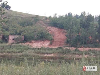 请保护好我们的母亲河~留仙庄西河