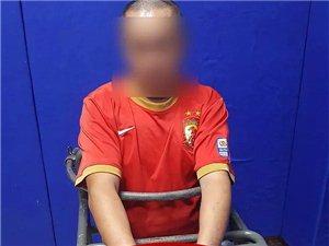 寻乌籍一男子刑满释放后在梅州喝酒抢劫,4小时内被抓!