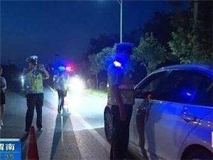 富平交警查酒驾遇事故救援时,竟发现肇事司机是醉驾!