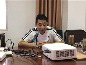 西北大学树魂立德志愿队到旬阳县老城社区慈善老年大学开展敬老爱老助老活动