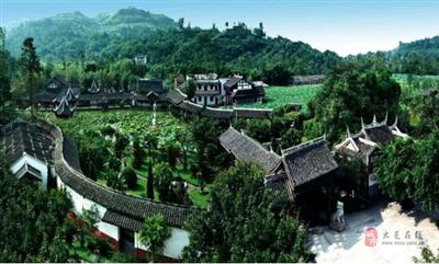 好消息!全国首批乡村旅游重点村名单公布,大足这个村上榜!