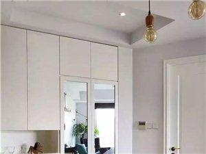 【家合�b�】98平米的北�W�L二居室,不��t的布局打造舒�m之家