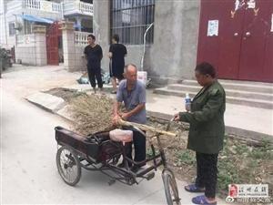 滑县智力缺陷男子被车撞,他们的举动获赞无数!