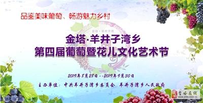 羊井子湾乡第四届葡萄暨花儿文化艺术节系列报道——发展纪实