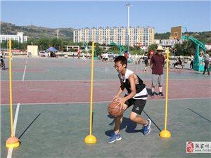 明日之星篮球训练营篮球比赛,每个都是篮球小达人