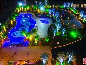 本周末化州一��泳池�_放,竟吸引了上千市民!