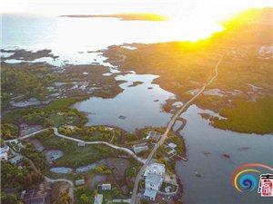 美呆了!儋州西海岸风景无限