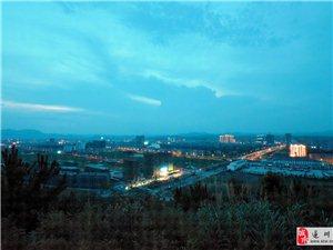 夜景:城东南