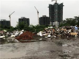 """亚博BET8区综合执法局对""""凌云山水""""小区"""