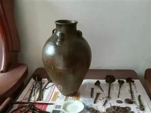 【��l】霍邱金谷堆古墓文物正式出土!