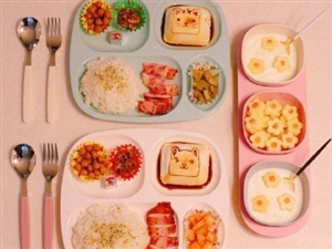 要是早餐长这样,我绝对不赖床[喵喵] ?