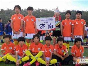 46棋牌孙集中心小学9名女同学被山东省中小学足球夏令营评为优秀学员
