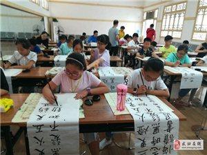 【稷乡书院】武功县文化馆书画培训中心长期班开始招生