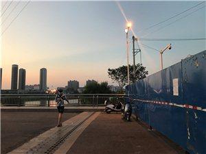截止21号!潢川城墙路半封闭施工,彩虹桥东头禁止通行!