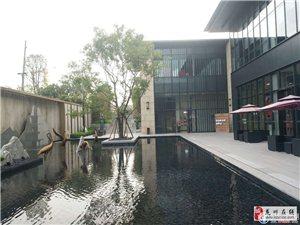 河源美的城约95~140�O宽景三至四房全新精装送空调 148万买别墅