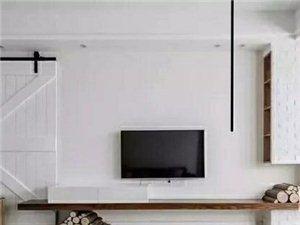 关于电视背景墙的N种设计,每一款都美爆你!