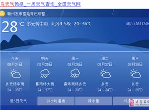 """台风""""白鹿""""预计将从东南沿海袭来,咱寻乌注意防范!"""