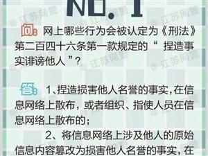 【净网2019】网络不是法外之地 诽谤他人是违法的!
