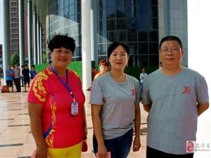 焦作沁阳梦之队支队大型会操活动成功举办