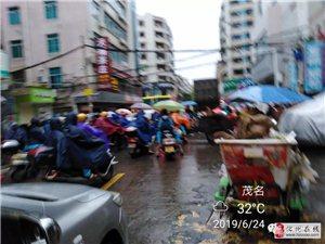 化州上街垌垃圾站附近市民投诉影响正常生活,希望能够选址搬迁!