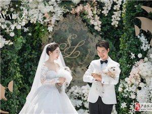 法式花园mix时尚秀场!这场百万婚礼,是公主出嫁没错了!