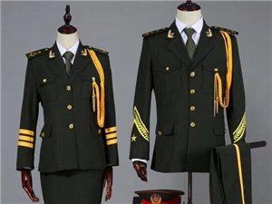 【阅兵服 礼兵服 国旗服】三军仪仗队服装现货租售