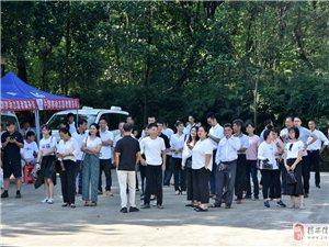 广东揭阳首届潮客粤菜师傅乡厨厨艺邀请赛(揭西初赛)在京明度假村举行